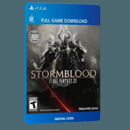 خرید بازی دیجیتال Final Fantasy XIV Stormblood