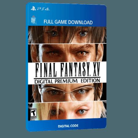 خرید بازی دیجیتال Final Fantasy XV Digital Premium Edition