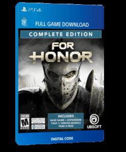 خرید بازی دیجیتال For Honor Complete Edition