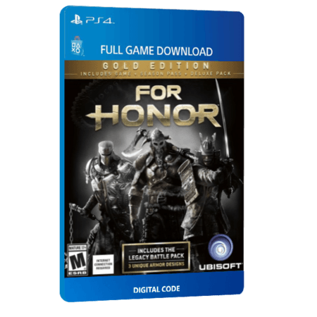 خرید بازی دیجیتال FOR HONOR GOLD EDITION