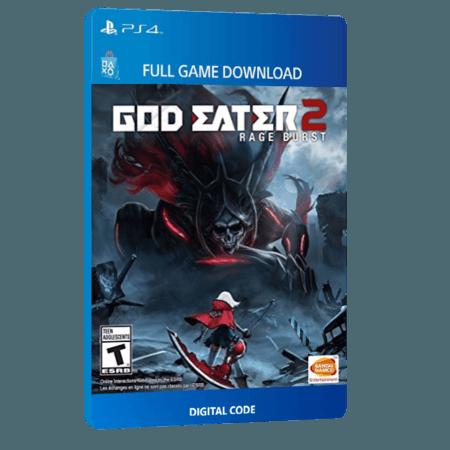 خرید بازی دیجیتال God Eater 2 Rage Burst