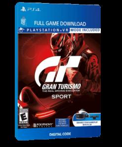 خرید بازی دیجیتال Gran Turismo Sport