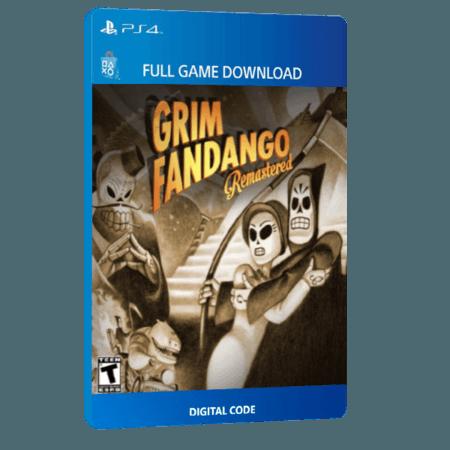 خرید بازی دیجیتال Grim Fandango Remastered