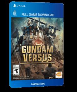 خرید بازی دیجیتال Gundam Versusبرای PS4