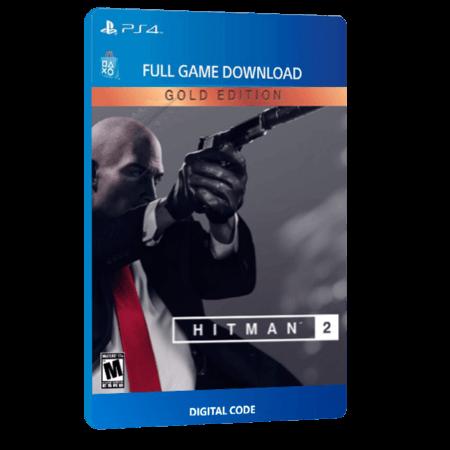 خرید بازی دیجیتال HITMAN 2 GOLD EDITION