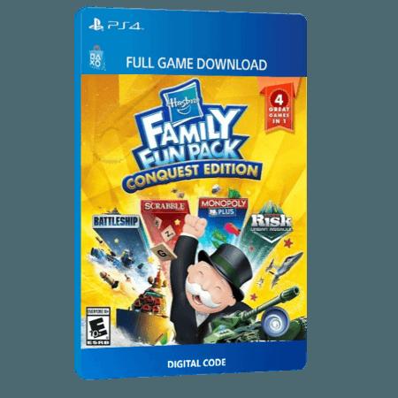 خرید بازی دیجیتال Hasbro Family Fun Pack Conquest Editionبرای PS4