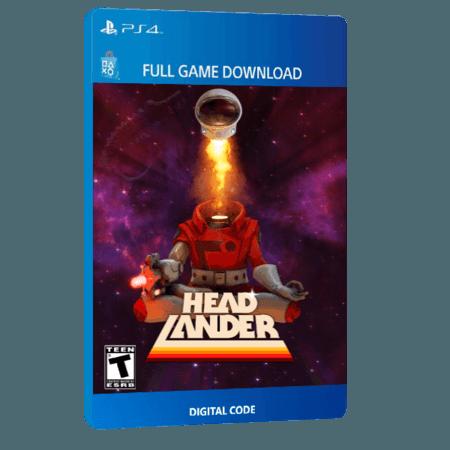خرید بازی دیجیتال Headlanderبرای PS4