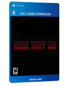 خرید بازی دیجیتال Here They Lie VRبرای PS4