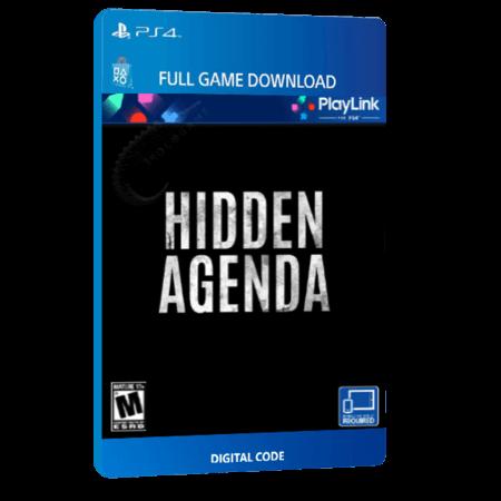 خرید بازی دیجیتال Hidden Agendaبرای PS4