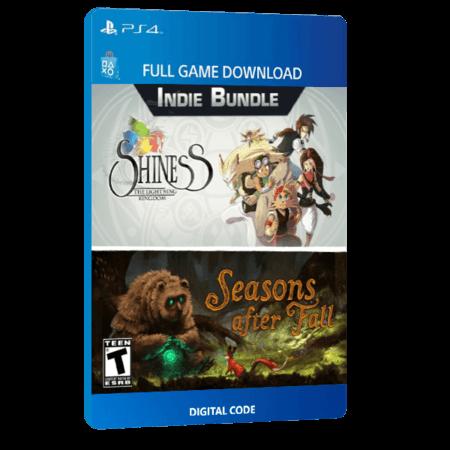 خرید باندل بازی های دیجیتال Indie Bundle Shiness and Seasons After Fall
