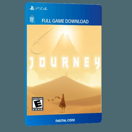 خرید بازی دیجیتال Journeyبرای PS4
