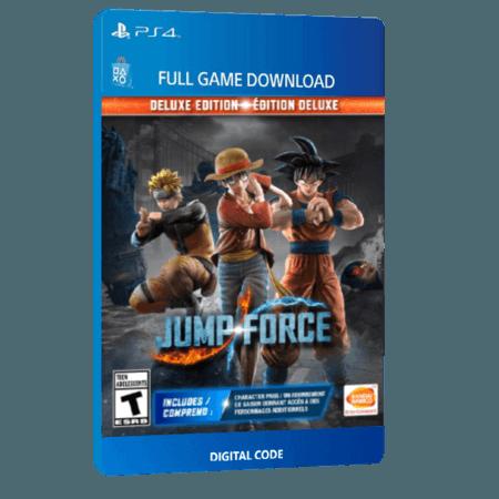 خرید بازی دیجیتال Jump Force Digital Deluxe Editionبرای PS4