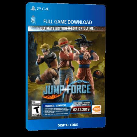 خرید بازی دیجیتال Jump Force Ultimate Edition
