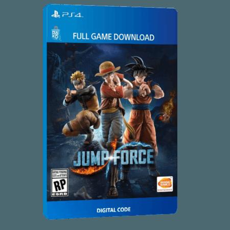 خرید بازی دیجیتال Jump Forceبرای PS4
