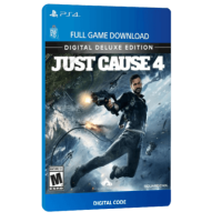 خرید بازی دیجیتال Just Cause 4 Digital Deluxe Edition