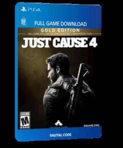 خرید بازی دیجیتال Just Cause 4 Gold Edition