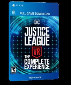 خرید بازی دیجیتال Justice League VR Complete Experience