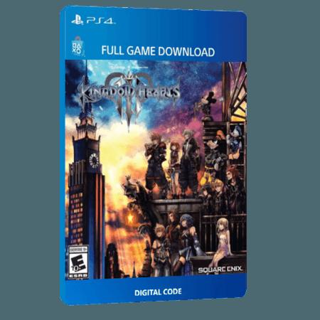 خرید بازی دیجیتال Kingdom Hearts III