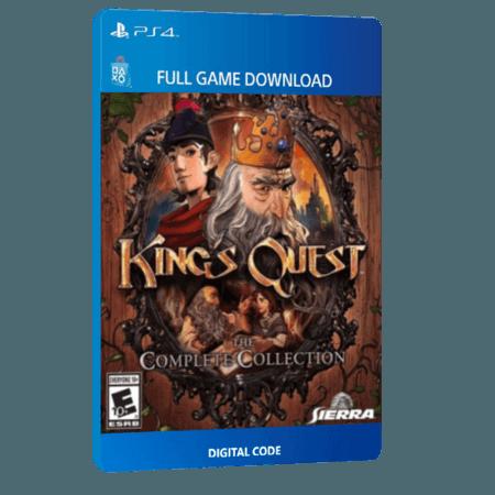 خرید بازی دیجیتال King's Quest The Complete Collection