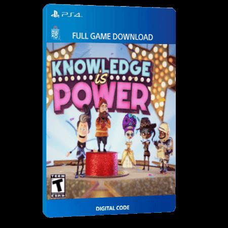 خرید بازی دیجیتال Knowledge is Powerبرای PS4