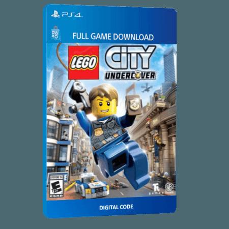 خرید بازی دیجیتال LEGO City Undercoverبرای PS4