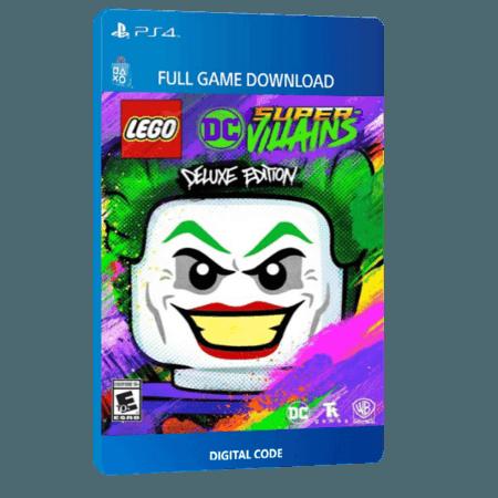 خرید بازی دیجیتال LEGO DC Super Villains Deluxe Edition