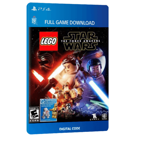خرید بازی دیجیتال LEGO Star Wars The Force Awakens