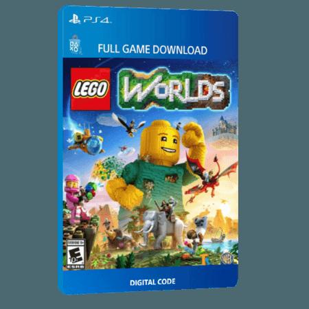 خرید بازی دیجیتال LEGO Worlds