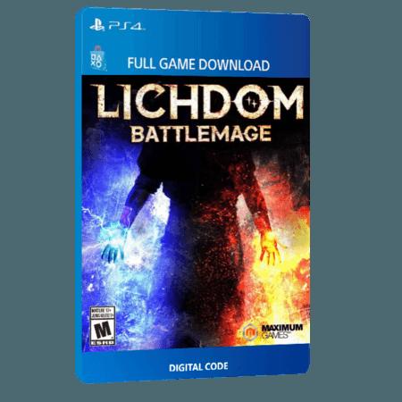 خرید بازی دیجیتال Lichdom Battlemage