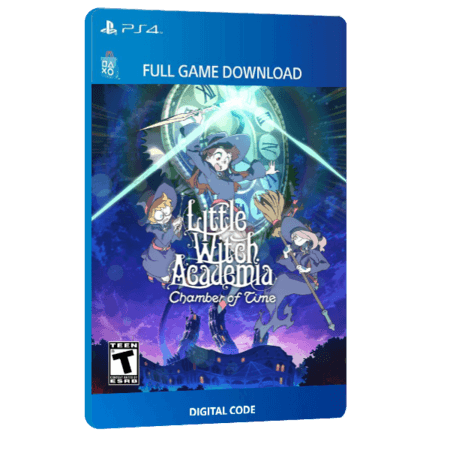 خرید بازی دیجیتال Little Witch Academia Chamber of Time