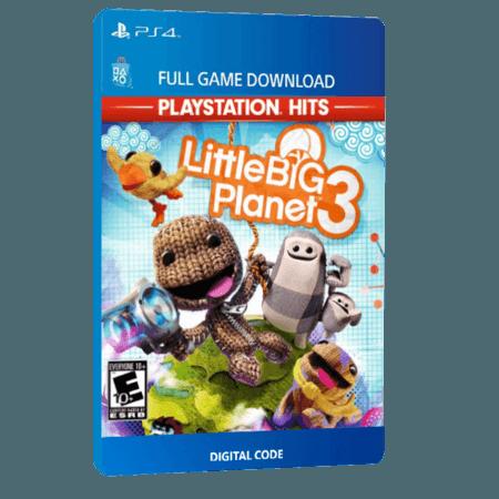 خرید بازی دیجیتال LittleBigPlanet 3