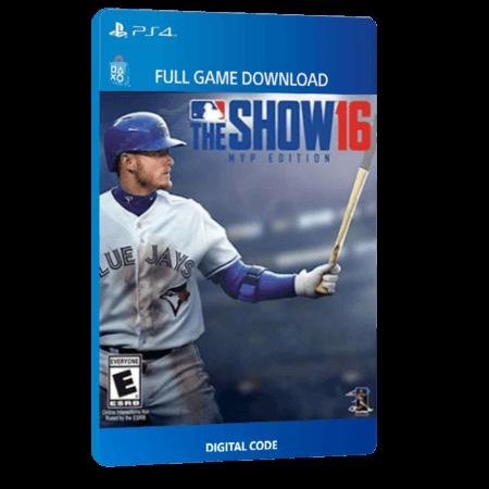 خرید بازی دیجیتال MLB The Show 16 MVP Editionبرای PS4