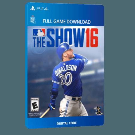 خرید بازی دیجیتال MLB The Show 16برای PS4