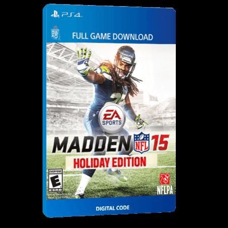 خرید بازی دیجیتال Madden NFL 15 Holiday Edition