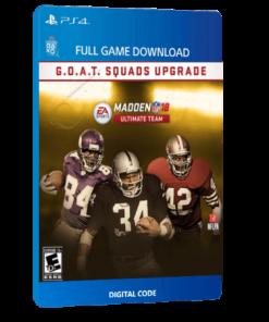 خرید بازی دیجیتال Madden NFL 18 G.O.A.T. Squads Upgrade