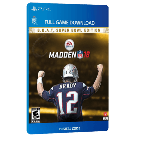 خرید بازی دیجیتال Madden NFL 18 Superbowl Edition