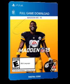خرید بازی دیجیتال Madden NFL 19