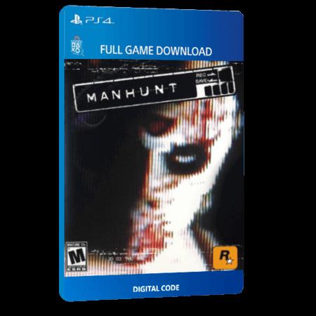 خرید بازی دیجیتال Manhuntبرای PS4