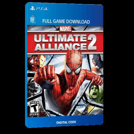 خرید بازی دیجیتال Marvel Ultimate Alliance 2برای PS4