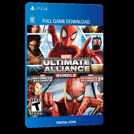 خرید Bundle دیجیتال بازی دیجیتال Marvel Ultimate Alliance برای PS4
