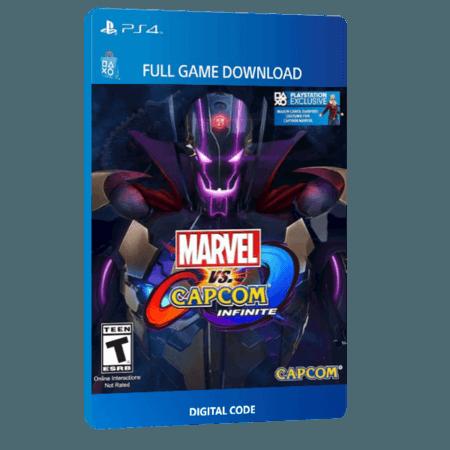 خرید بازی دیجیتال Marvel vs. Capcom Infinite Deluxe Edition
