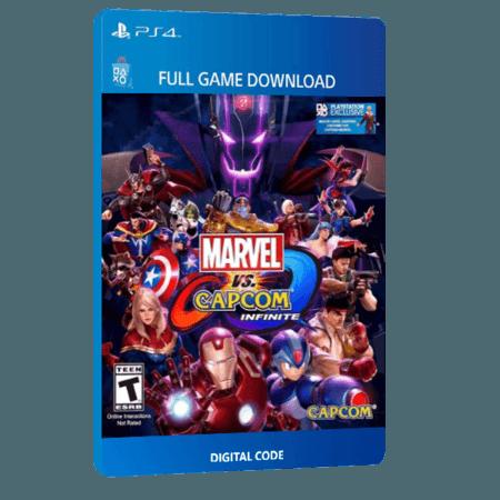 خرید بازی دیجیتال Marvel vs. Capcom Infinite