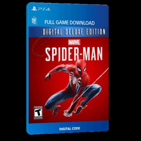 خرید بازی دیجیتال Marvel's Spider-Man Digital Deluxe Edition