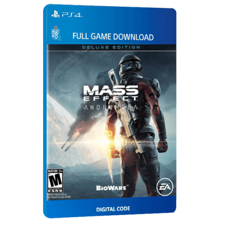 خرید بازی دیجیتال Mass Effect Andromeda Deluxe Edition