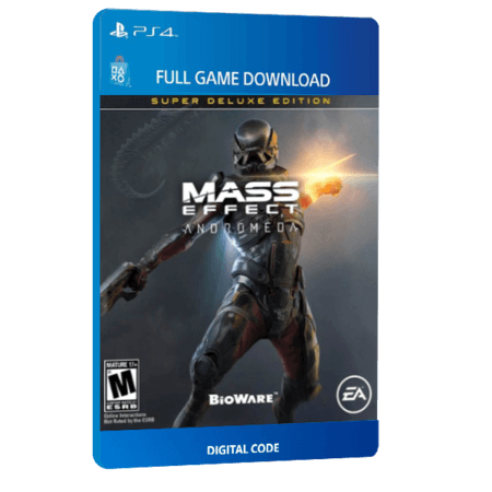 خرید بازی دیجیتال Mass Effect Andromeda Super Deluxe Edition