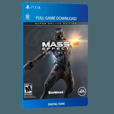 خرید بازی دیجیتال Mass Effect Andromeda Super Deluxe Edition