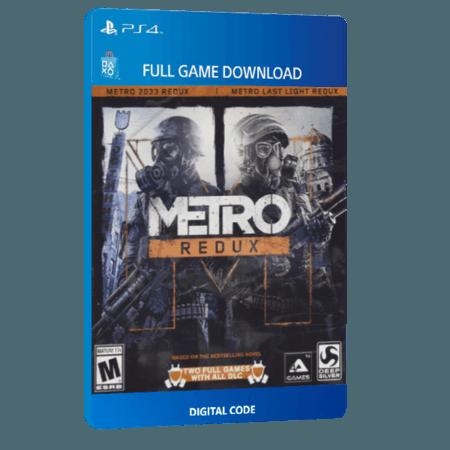 خرید بازی دیجیتال Metro Redux