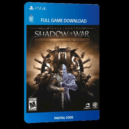 خرید بازی دیجیتال Middle-earth Shadow of War Gold Edition