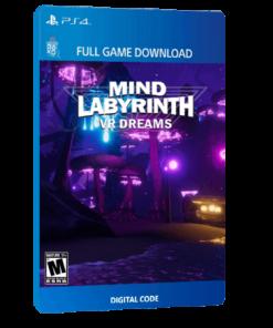خرید بازی دیجیتال Mind Labyrinth Dreams PSVRبرای PS4