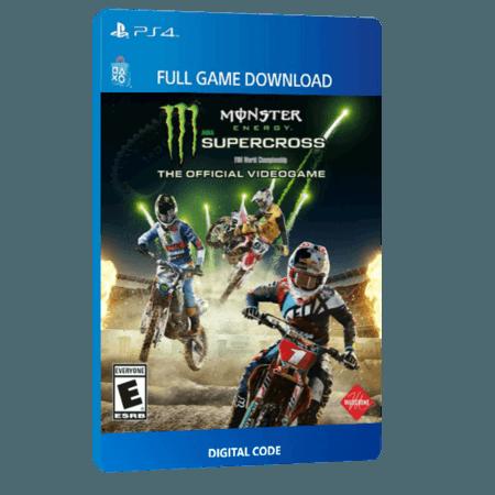 خرید بازی دیجیتال Monster Energy Supercross The Official Videogame